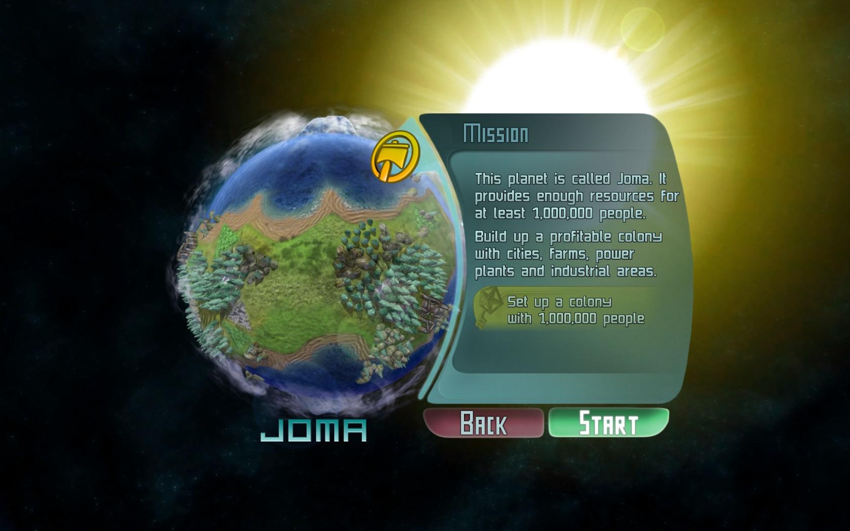 Joma Mission